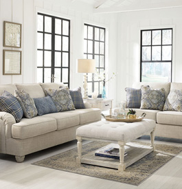 Sofa and Loveseat Sets